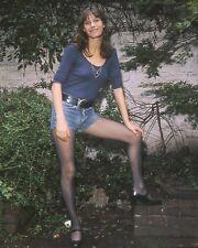 """Jane Birkin 10"""" x 8"""" Photograph no 11"""