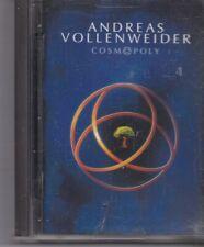 Andreas Vollenweider-Cosmopoly Minidisc Album