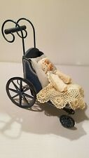 Possible Accessory For Byers Choice Carolers- Baby In Carriage