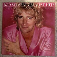 ROD STEWART – GREATEST HITS VINYL LP