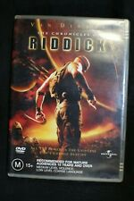The Chronicles of Riddick - Pre Owned - R4- (D440)