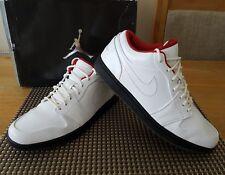 Nike Jordan 1 Phat low Premium 'Tuxedo' mens trainers Size uk9 eu44 Genuine GC