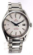 Omega Aqua Terra Automatic Chronometer 231.10.42.21.02.002 Wrist Watch for Men