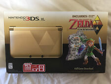 Nintendo 3DS XL The Legend of Zelda: A Link Between Worlds SEALED NEW  IN BOX