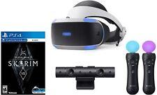 Sony 3002425 The Elder Scrolls V: Skyrim PlayStation VR Bundle