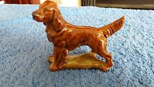 """Wade Red Setter Dog 2 1/2"""" (6.5 cms) at tallest"""
