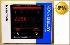 NEW TC Electronic Nova Delay ND-1 Guitar Effects Pedal 6 Delay types 100% SELLER