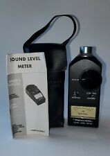 Realistic Sound Level Meter - Tested and Working