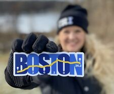 Boston 2020 Sticker | Laptop Water Bottle Or Bumper Sticker | Charity Fundraiser