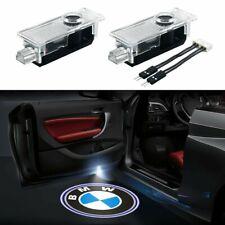 2 PROIETTORI LOGO 3D LED HD SOTTOPORTA BMW 1 2 3 5 6 7 Z SERIE X1 X2 X3 X4 X5 X6