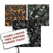 HYDRO DIP HYDROGRAPHIC FILM WATER TRANSFER PRINTING FILM HYDRO DIP DEMON 3 PACK
