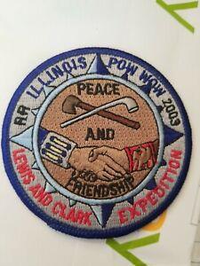 Vintage Royal Rangers 2003 Illinois Pow Wow Peace Friendship Lewis and Clark Exp