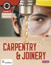 NVQ/SVQ Diploma Carpentry and Joinery Candidate Handbook: Level 3 (NVQ Carpentr.