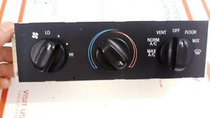 ✅1998-2011 MERCURY GRAND MARQUIS AC & Heater Controls OEM 🎈