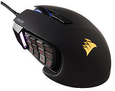 Corsair Scimitar Pro USB Optical 1600dpi Right-hand Gaming Mouse