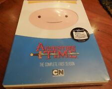 Adventure Time: The Complete First Season (DVD, 2012, 2-Disc Set) New Sealed