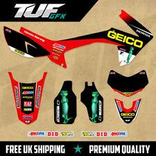 HONDA CRF 250L 2013 - 2019 Full Graphic Kit Mx Motocross Enduro Decals GEICO