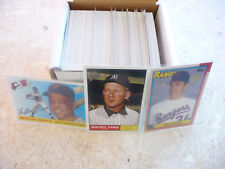 2003 TOPPS FAN FAVORITES COMPLETE SET 1-150, NM-MT, MAYS-RYAN-AARON