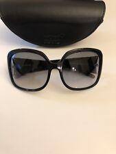 MONTBLANC *Eyewear* Damen Sonnenbrille - schwarz 100% UV Schutz NP:365€ -1170