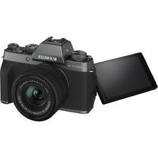 Fujifilm X-T200 24.2MP Mirrorless Camera - Dark Silver (Body Only) #16645072