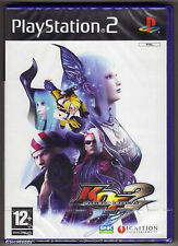 PS2 King of Fighters: Maximum Impact 2, Spanish Version, New & Factory Sealed
