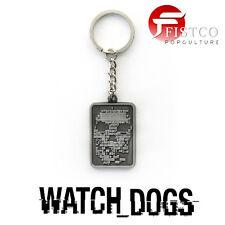 Watch Dogs-metal llavero Skull (Gaya)