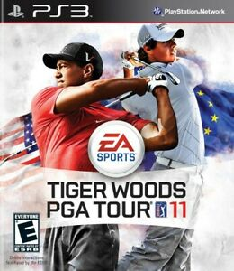 Tiger Woods PGA Tour 11 - Playstation 3 Game