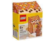 LEGO 5005156 - Lebkuchenmann - Gingerbread Man Lebkuchen Iconic Exklusiv Promo