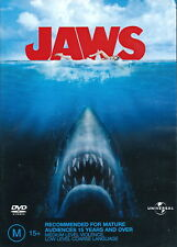 Jaws - Action / Drama / Thriller / Horror - Roy Scheider - NEW DVD