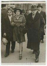 Lot de 34 Photos Filmeur Photographe de Rue Marseille Vers 1930/50