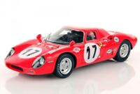 Ferrari 250LM No.17 LeMans 1969 (T. Zeccoli - S. Posey)