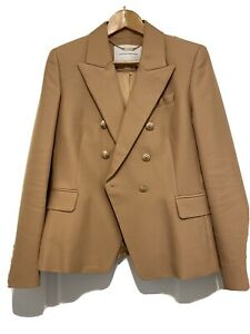 Ladies Camilla and Marc Dimmer Blazer Tan