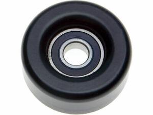 Accessory Belt Idler Pulley fits GMC W4500 Forward 2008-2009 6.0L V8 GAS 68DWVN