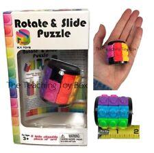 Rotate & Slide Sensory Fidget Puzzle Skill Tool Stress Relief Kids & Adults