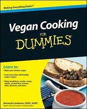 Vegan Cooking For Dummies, Jamieson, Alexandra