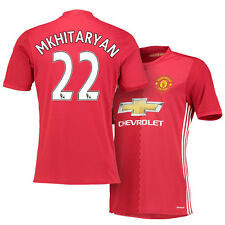 Official Manchester United Home Shirt 2016-17 Med BNWT RRP £71.95 MkHitaryan 22