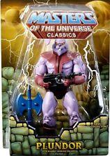 Masters of the Universe Classics (MOTUC) Plundor – NEU / MISB