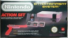 NINTENDO NES CONSOLE MATTEL VERSION ACTION SET PAL NEW UNUSED NUOVA