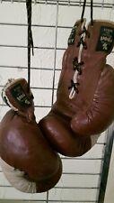 "BOX boxing GLOVES glove  ""Sport"" Yugoslavia AIBA Sydney 1977 Australia"