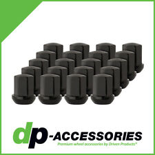 Black Lug Nuts for Porsche 911 928 968 Replaces 99918200336 - 20 Pack