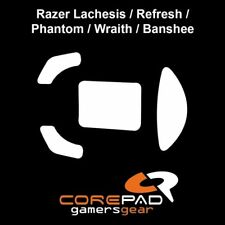 Corepad Skatez Razer Lachesis Refresh Replacement Teflon® mouse feet Hyperglides