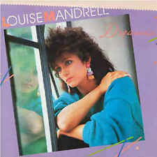 """LOUISE MANDRELL """"Dreamin'"""" BRAND NEW FACTORY SEALED 1987 RCA LP"""