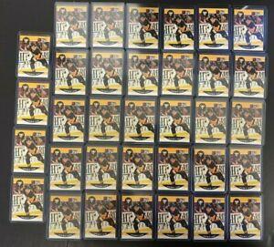 1990-91 Pro Set 632 Jaromir Jagr Rookie RC Lot (x34), PSA 10?
