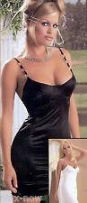 Stunning Lycra PARTY DRESS Clubwear white, red, black Medium fits 8-12
