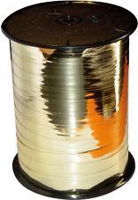 Bolduc 7 Mm X 250 M Metal OR DOREE ACCESSOIRES DECORATION LACHER BALLONS MARIAGE
