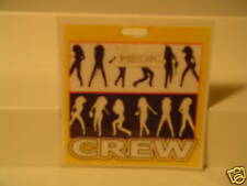 CHARLIES ANGELS, MOVIE 2000, CREW PASS, Back Stage Pass, MEDIC-ON SET PASS-Rare