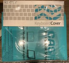 Apple Macbook Air 13.3 Laptop Case Tiffany Blue With Keyboard Cover! Cute!