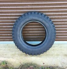 7.50 - 20 bar grip bargrip tyre Dodge GMC CCKW Ben Hur trailer
