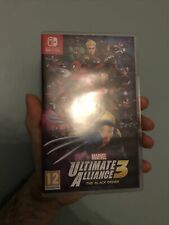 Marvel Ultimate Alliance 3 Switch Case Only