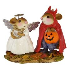 Wee Forest Folk Halloween - Sweet and Spicy Twosome M-587